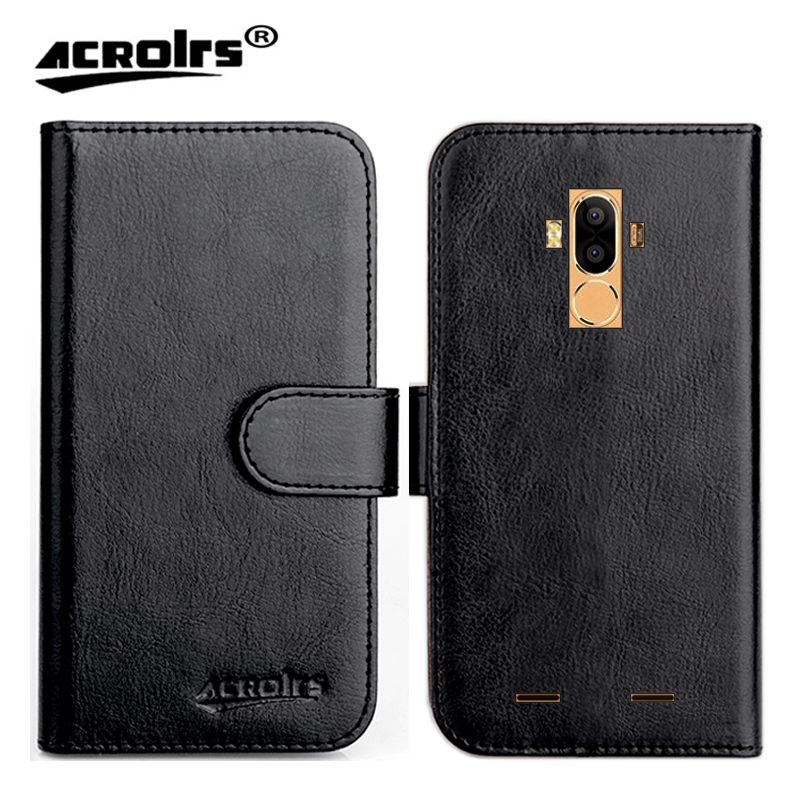 Hot! 2017 Bluboo D1 Case, 6 Colors High Quality Original Leather Exclusive Case for Bluboo D1 Cover+Tracking