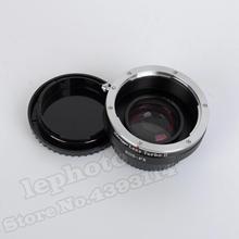Mitakon Zhongyi עדשה טורבו השני מוקד מפחית Booster מתאם עבור Canon EOS EF הר עדשה כדי Fujifilm XF הר מצלמה X Pro2 T3 T2