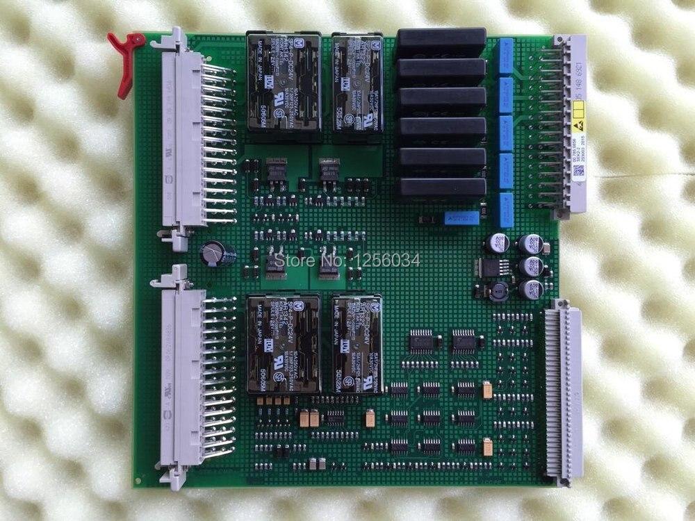 1 piece Motor control board for heidelberg SM102, STK for heidelberg CD102 machine 91.144.8011/02B, 00781.2197/03 1 piece water sensor for heidelberg sm102 cd102 machine