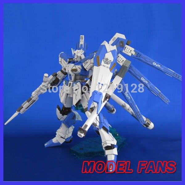 MODEL FANS Gundam model HG1/144  hi-v gundam Containing six  indult freeshipping салфетки hi gear hg 5585