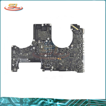 Genuine A1286 Motherboard for MacBook Pro A1286 Logic Board 15″ 2008-2012 Year All Models i5 2.4 GHz to i7 2.6GHz 100% Working