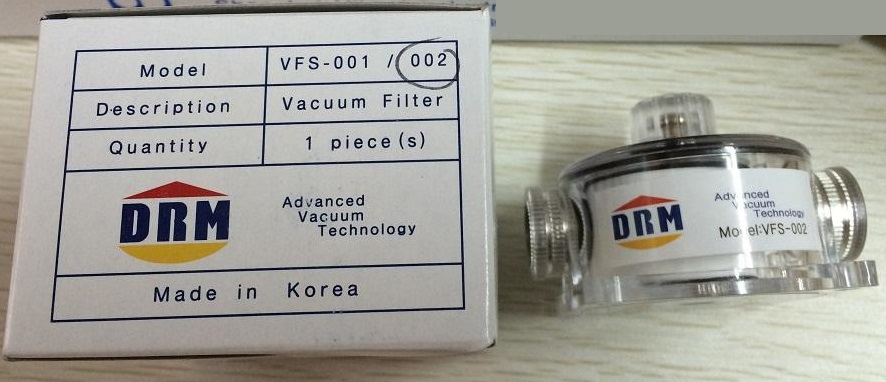цена Original genuine Korean DRM vacuum filter VFS-002