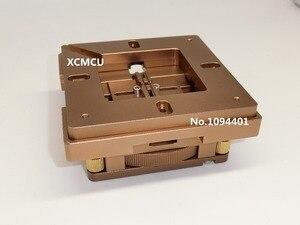 Image 4 - 2in1 Evrensel 90MM * 90MM ve 80MM * 80MM BGA Reballing istasyonu Reball Istasyonu