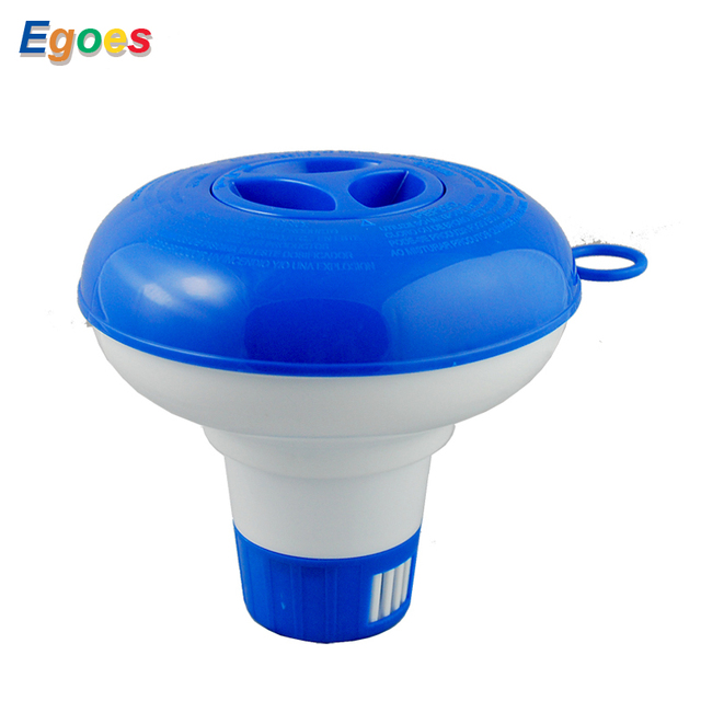 "Egoes 5"" Floating Chlorine Chemical Dispenser 58210"
