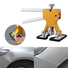 Tools Paintless Dent Removal Car Repair Tool Kit Removing Dents Auto Puller Lifter Pulling Bridge Suction Cups