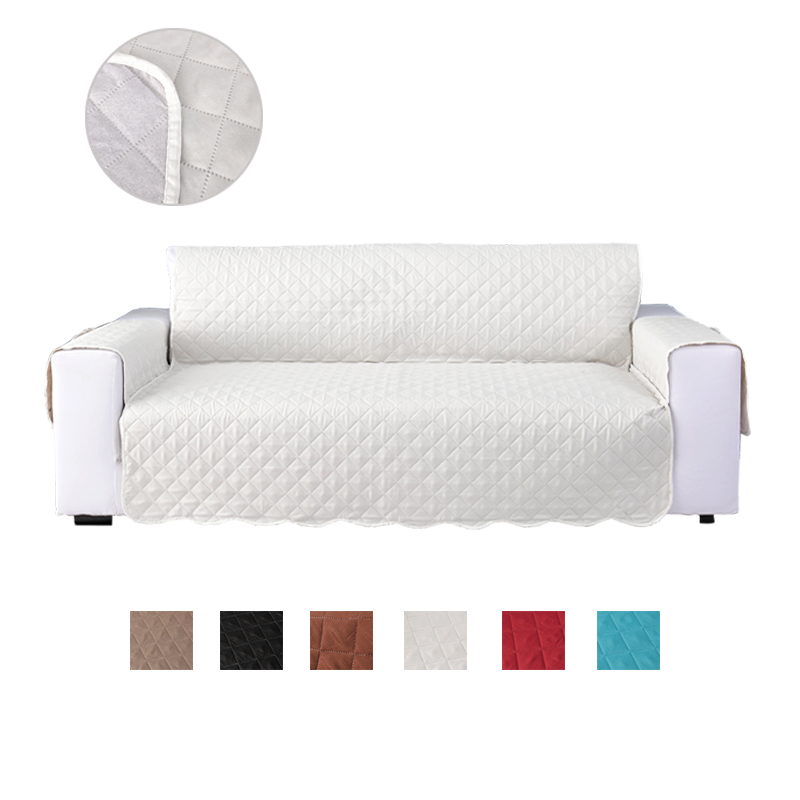 Washable Removable Quilted Armrest