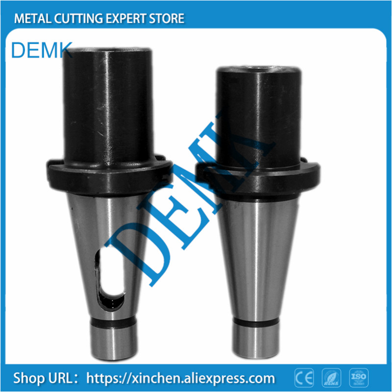 ISO 50 TAPER TO 4MT ADAPTER ISO 50 TO MORSE TAPER 4 ADAPTER FOR MILLING 7:24