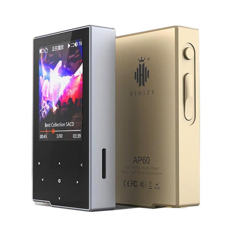 Original Hidizs AP60 DSD HiFi Lossless Pocket Bluetooth 4.0 Apt-x Music Player with Lisence episode es ap 24x24 gray 60 x 60 см