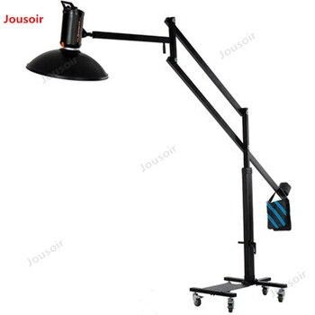 Studio Photographic lamp Frame oblique arm frame large cantilever rack pulley top lamp rack shooting mobile lamp frame CD50 T03