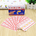 50pcs/1Box First aid bandage hemostatic medical disposable waterproof Band-Aid with a sterile gauze pad first aid