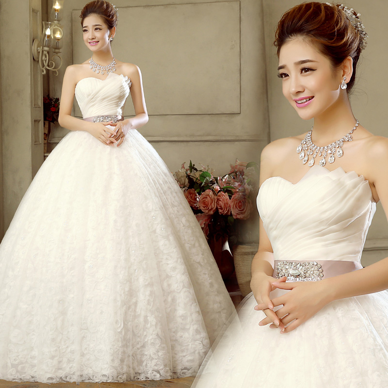 Wedding Gown For Pregnant Bride