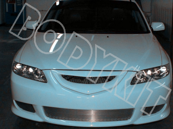 MAZDA 03-05 6 M6 ATENZA FRONT MESH GRILLE GRILL