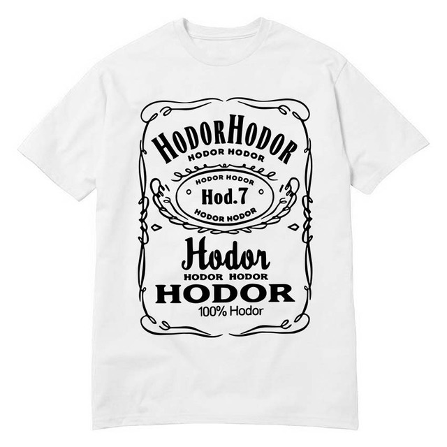 Game of Thrones HODOR T-Shirt
