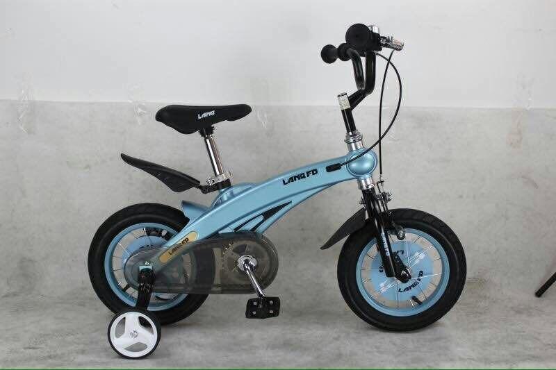 16 pulgadas LAN Q Los Niños bicicletas de aleación de Magnesio de bicicleta frenos de disco de bicicleta bicicleta de 16 pulgadas