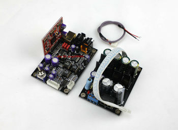 GZLOZONE Assembled Decoder CS8416 + PCM1798 DAC Board With XMOS USB Card L14-23
