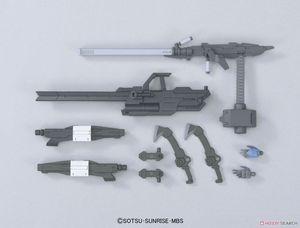 Image 5 - Bandai Gundam HG 1/144 MS Option Set 7  Mobile Suit Assemble Model Kits Action Figures Childrens toys