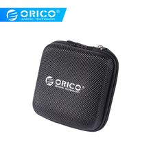 orico earphone case bag for headphone(China)