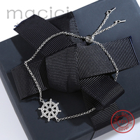 Anklet Bracelets 925 Sterling Silver Fashion Sexy Beach Charm Foot Jewelry Summer Style Chinese Market Online