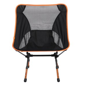 Image 2 - Verschiedenen Farben Strandkorb Fischenstuhl Mond Stuhl Erhöhte Stuhl Faltbare Hocker Outdoor ausrüstung Für Outoor Aktivitäten