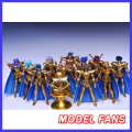 MODEL FANS MC Metal club/S-Temple model metal armor gold saint seiya gemini virgo leo cancer pisces Scorpio Aquarius