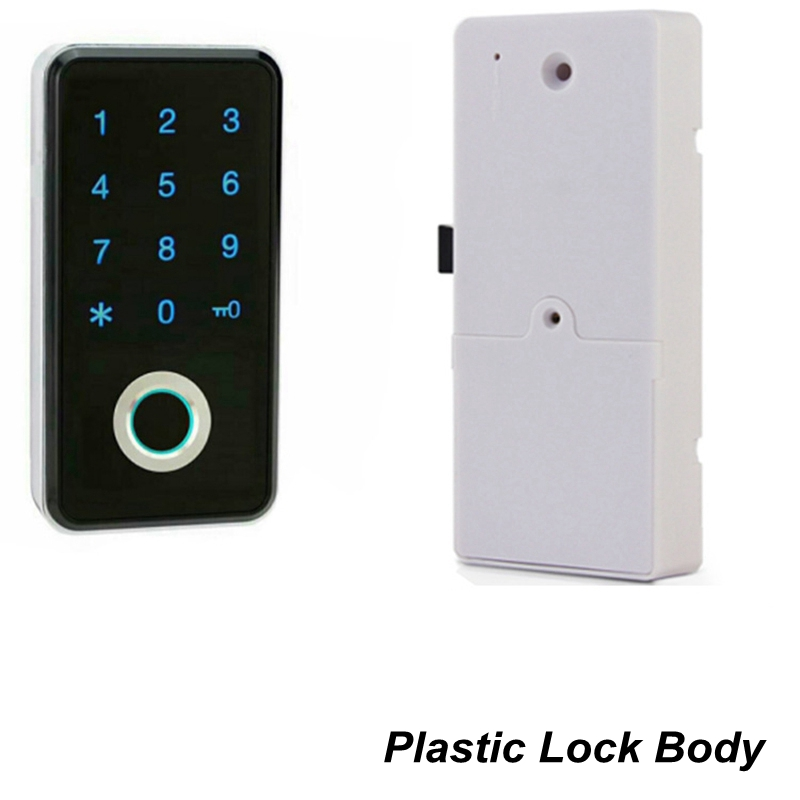 Fingerprint Password Combination Smart Lock 5