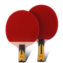 Original Double Fish 6stars 6A Bordtennis rackets racquet bat sports wood blade fast angrepsløype for amatørspillere