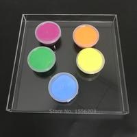 Acrylic Tray Clear Plexiglass Gift Bin Toy Goodies Display Electronics Storage Multifunction Box For Kitchen Pantry Bathroom