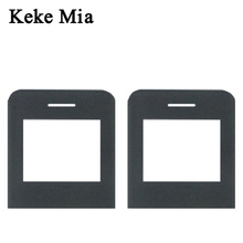 Keke Mia New Black Front Glass Lens For Philips Xenium E151Y Touch Screen Digitizer By Free Shipping Adhesive+Wipes