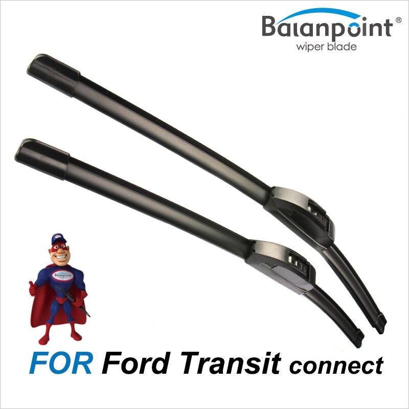 щетки стеклоочистителя с подогревом ford transit connect