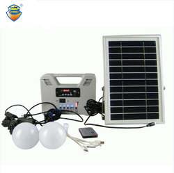 Портативный Солнечные энергетические установки с 2 освещения/MP3/Радио/Bluetooth/пульт дистанционного управления Box Зарядное устройство для