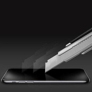 Image 5 - Tam Kapak Mat Temperli Cam iPhone X XS Ekran Koruyucu Oleofobik Kaplama Parmak Izi Buzlu 9 H Sertleştirilmiş Cam