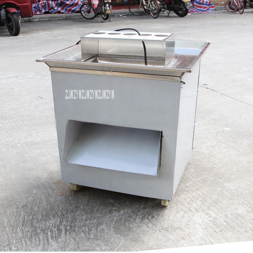 QD Vertical Type Meat Cutting Machine 1500KG/HR/ Shredded Kelp Cutter/ Meat Cutter ,Stainless Steel Meat Slicer 7