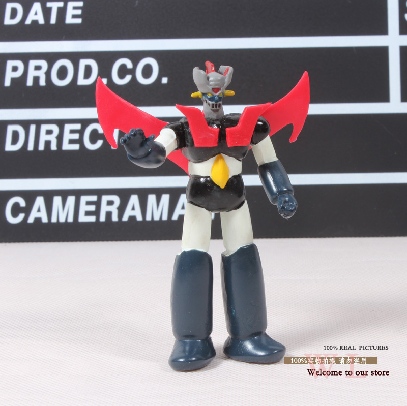 Anime Robot <font><b>Mazinger</b></font> <font><b>Z</b></font> PVC Action <font><b>Figure</b></font> Collectible Model Kids Toys 8.5cm OTFG093 image
