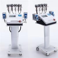 2019HOT SALE !!! Ultrasonic Liposuction 40K Cavitation Radio Frequency Vacuum Bipolar RF Machine Slimming Beauty Equipment