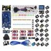 New For Arduino Kit 37 In 1 Sensor Kit Mega 2560 R3 HC SR04 MB 102