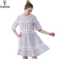 New Arrival Vintage Nightgowns Sleepshirts Elegant Lady Dresses Casual Sleepwear Print Home Dress Lace Sleep Lounge