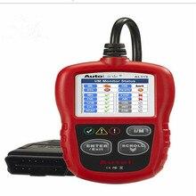 Autel AL319 OBD2 автомобильный сканер OBD Автомобильный диагностический инструмент автоматический считыватель кодов универсальный инструмент сканирования такой же, как launch Creader CR3001