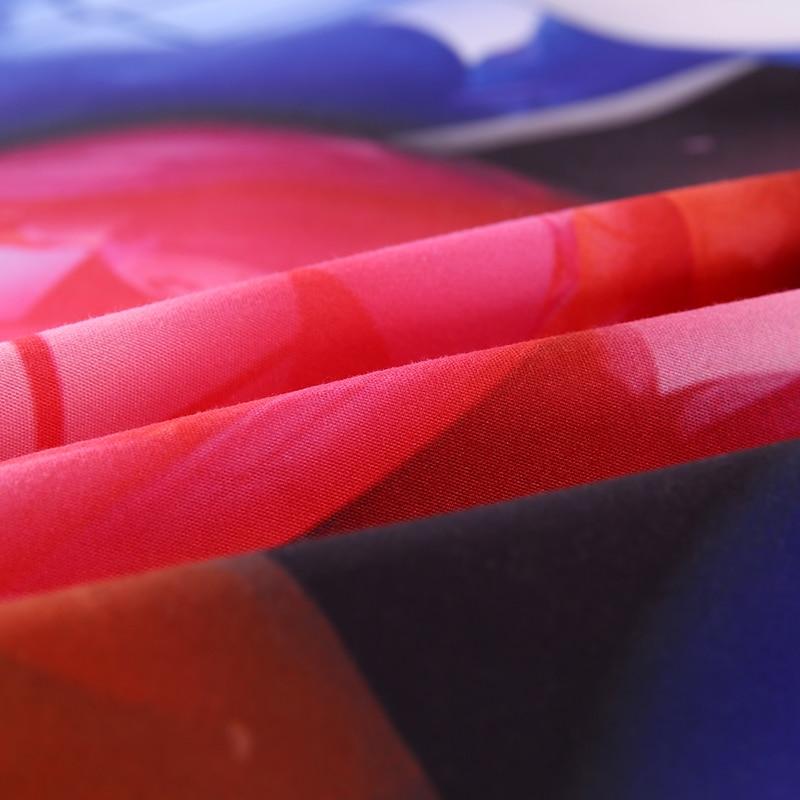 Juego de cama de billar 3D Estampado de funda nórdica Doble reina - Textiles para el hogar - foto 4