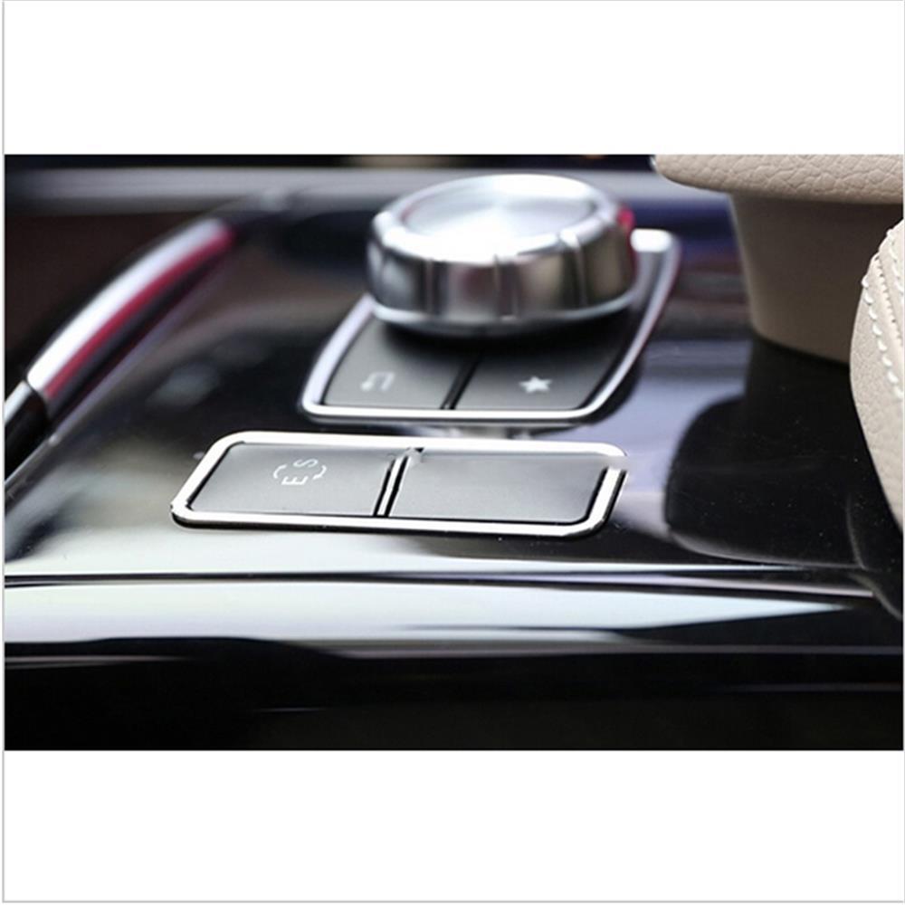 Mersedes Benz E Class W212 E200 E260 üçün BBQ @ FUKA Alüminium - Avtomobil daxili aksesuarları - Fotoqrafiya 6