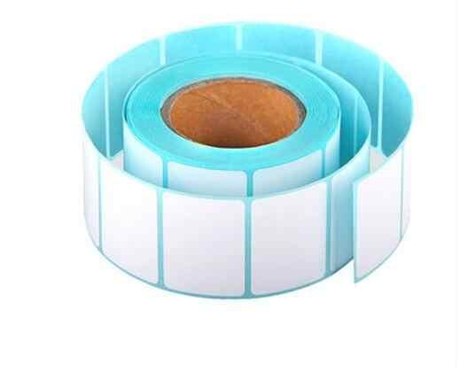 JP - 4030 40*30 มม. 800 ชิ้น/ม้วนความร้อน barcode labels blank สติกเกอร์ป้ายกาว Self ผ้ากันเปื้อนกันน้ำ alcoholproof