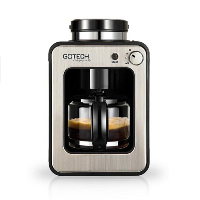 Полностью Автоматическая Мини Портативная Эспрессо машина для кофе машина для дома 1 шт.