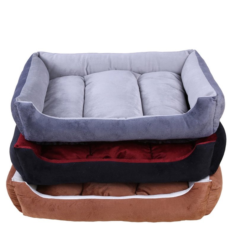 Plus Size 2016 New Style Solid Dog Bed Medium Sized Dog