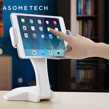 360 Degree Rotation Tablet Stand Adjustable 7-15inch Tablet Holder For Ipad/Xiaomi/Huawei/Samsung Universal Mount Holder Bracket