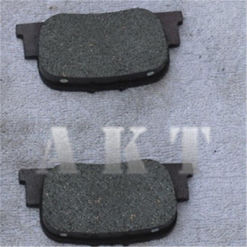 Plaquettes de frein arrière pour Toyota COROLLA ZRE120 Prius 2006-2009 OEM: 04466-47010 pièces d'auto de voiture