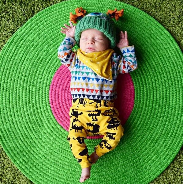Peuter Baby Kinderen Baby Jongen Meisje Harem Lange Broek Cartoon Dieren Broeken Pant Bottom 0-3Y