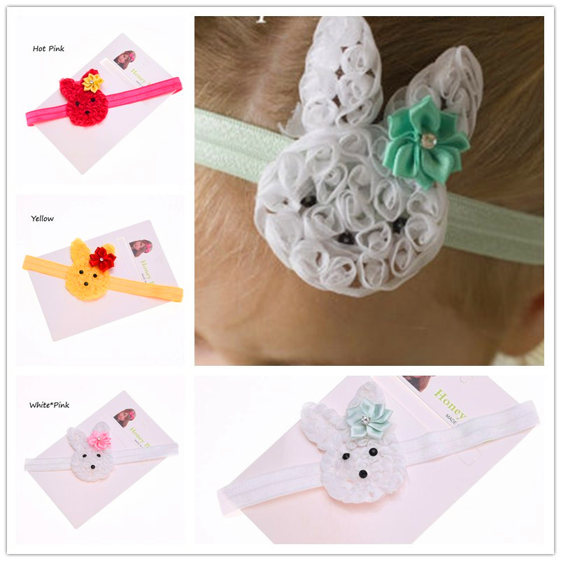 Buy easter hair bows and get free shipping on aliexpress negle Choice Image