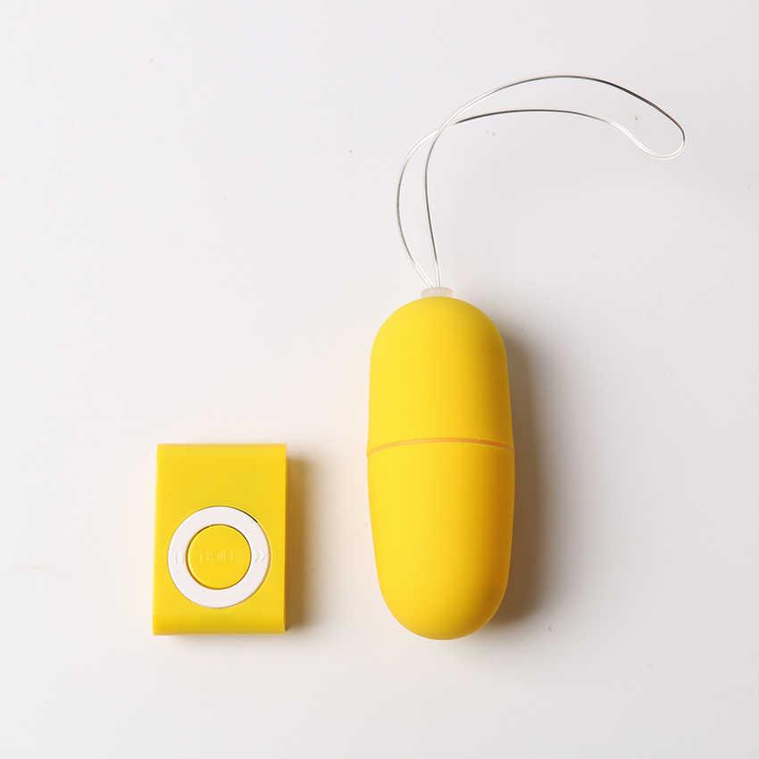 Quente portátil sem fio à prova dwireless água estilo mp3 vibradores de controle remoto mulheres vibrando ovo corpo massageador brinquedos sexuais produtos adultos