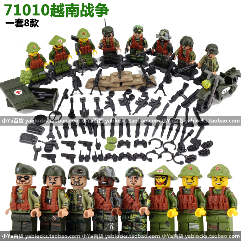 2017 World War 2 Modern Military Assault Japanese German Army Pack Mini Sences Building Blocks Toys Gift Compatible With Legoe men of war assault squad 2 deluxe edition