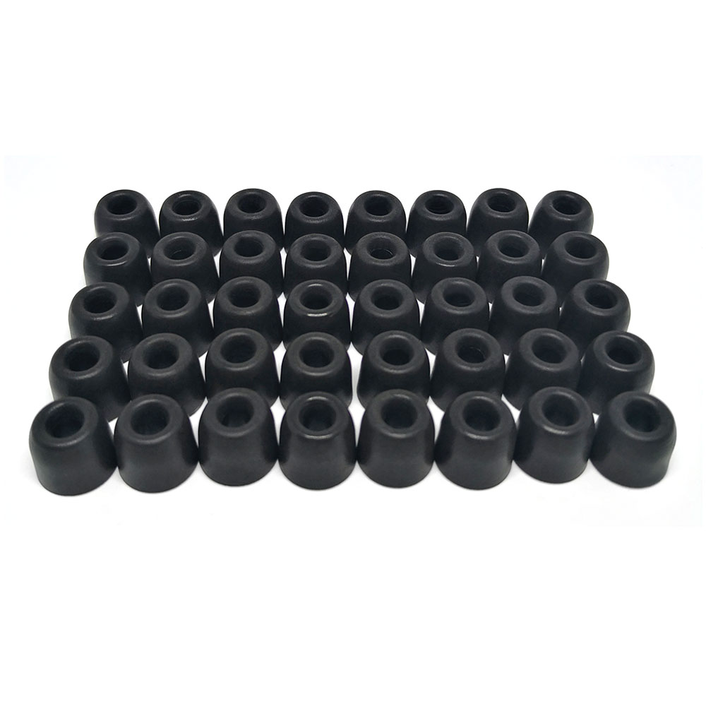 40 pcs/20 pairs. ANJIRUI T100/T200/T400/T500 (S M L ) Caliber Ear Pads/cap for ear Headphones tips Sponge Headset accessories