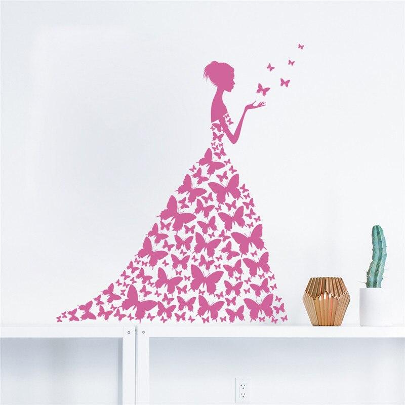 Magnífico Vestidos De Boda De La Mariposa Bosquejo - Ideas de ...